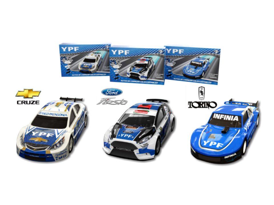 Gasolineras YPF - Autos (2016)